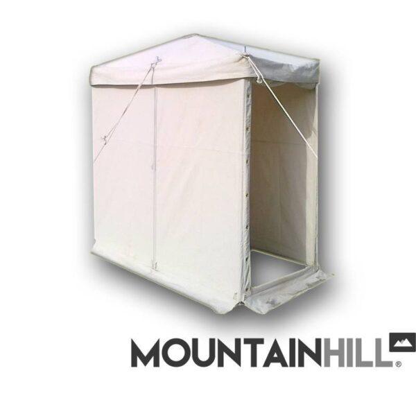 Mittelalterzelt Zelt der Stadtwache