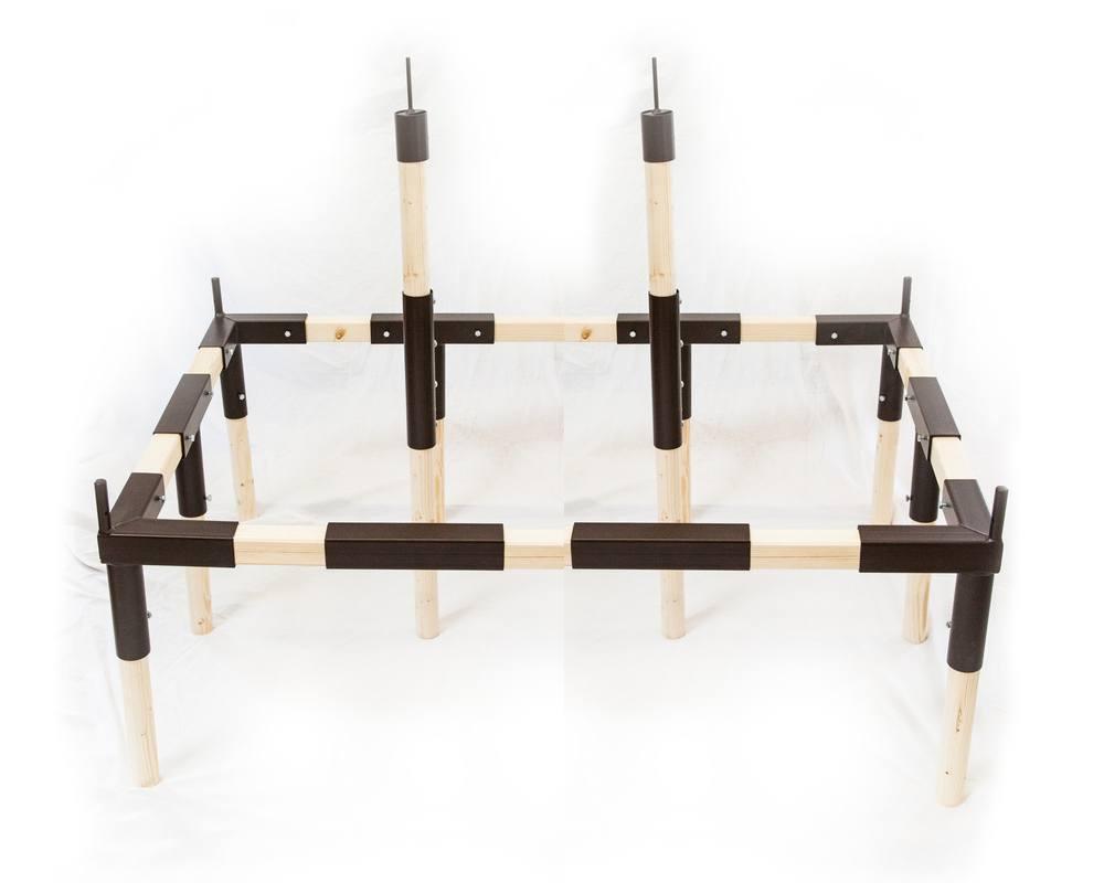 Rahmen ohne Mittelmast für \