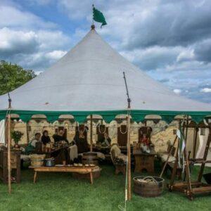 Mittelalterliches Lagerleben