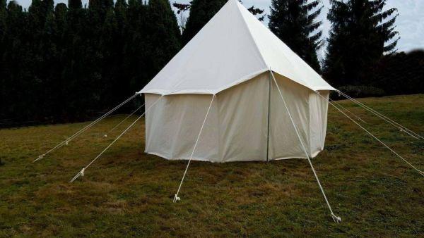 Mittelalter Zelt Gebraucht : Mittelalter zelt reenactment rundzelt